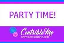 Party Time! / All about PARTIES! Are you planning a party? Check out the hundreds of amazing party ideas here! This board may contain pins with affiliate links.