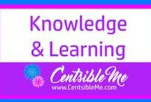 Knowledge & Learning / Pins about learning new things, gaining new knowledge and resources to help you through life. This board may contain pins with affiliate links.