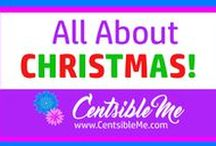 All About CHRISTMAS! / All about Christmas! I love Christmas, from the sparkling and glittering decorations, to the delicious and decadent foods, to gift large and small! This board has it all. This board may contain pins with affiliate links.