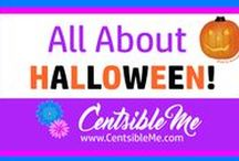 All About HALLOWEEN! / Halloween decorations, crafts,  costumes, fun, and frightfully delicious recipes!