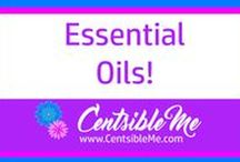 Essential Oils / All about essential oils, and what they can do for your health and your home. May contain pins with affiliate products or links to where you can purchase essential oils.