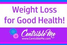 Weight Loss for Good Health! / Weight loss the healthy way. There's no point in losing weight on fad diets. Starving yourself in order to lose weight no matter how much you think you need to, is just not the solution. Losing too much weight too fast can ruin your health as well as your looks. Lose weight safely, and think health rather than numbers. You can do this!