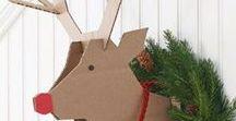 Feestdagen: maak zelf je decoraties / Maak zlef de leukste en mooiste decoraties voor de verschillende feestdagen