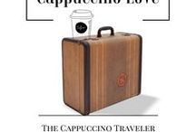 Cappuccino Love / My favorite drink and the beauty of each cup!