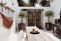 HOMES : DREAMY OUTDOORS