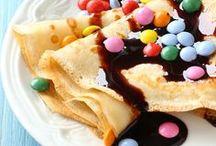 Dessert / La vie est courte - Prenez un dessert !
