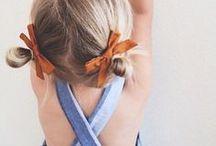 Coiffures / coiffures stylées pour vos enfants !