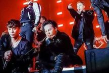 Bigbang ❤ 빅뱅 / They´ve changed my whole world <3 Best Idol Group Believe And Never Goodbye \m/