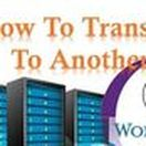 Transfer Web Hosting To Another Host