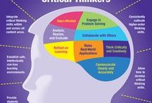 Critical Thinking / Ideas on how to get students thinking critically with technology.