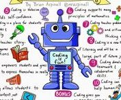 Coding / Ideas for implementing Coding into the classroom
