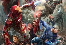 Super heros/villain
