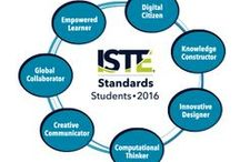 ISTE 2016 / Resources to learn and integrate the 2016 ISTE standards.