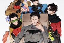 Batman/Bat clan