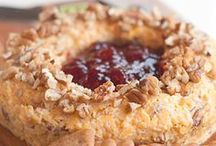 Yumminess / Amazing sweet and savory dishes I want to try!