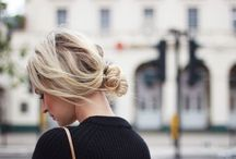 Hair and makeup / by Rachael Marie Feil
