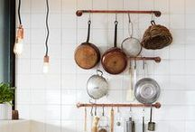 Kitchens / by Ellie Snow