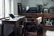 office / by stephen & shauna