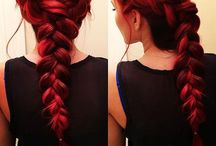 Hairstyle looks, tips, and tricks / by Mikaela Aschoff