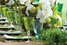 Beautiful Tablescapes / by Sherry Lee Schuler