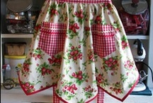 Flirty Aprons / by Janice Holdaway Cavaletto