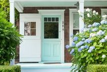 <> Entryways & Curb Appeal <> / by Sherry Lee Schuler