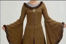 Clothing: Medieval / by Matthew James