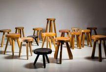 Original designs by Charlotte Perriand