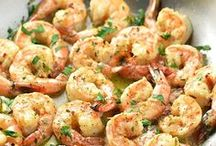 Seafood Recipes / Delicious seafood recipe ideas that the whole family will enjoy!