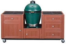 Green Egg Grill / American Outdoor Kitchen