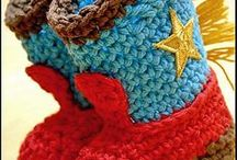 crochet / by Katrina Cleveland