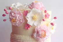 Cakes / by Tammy Merrill