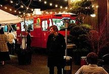 Sweet Seattle - Fellow Food Trucks / Here are some links to food trucks in the PNW. Combining food trucks for a personal or corporate event is a great way to enjoy local foods from the Pacific Northwest. Buy local! Combining savory, sweet, and coffee trucks can save thousands over a traditional caterer. www.streettreatswa.com