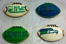 Sweet Seattle Seahawks / 12th Man!