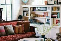 Livingroom / by Lacey Quinn