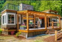 <**###**> TINY HOUSES~~SMALL APARTMENTS <**###**> / by Sherry Lee Schuler