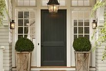 <> Entryways & Curb Appeal 2 <> / by Sherry Lee Schuler