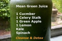 Cleanse Recipes / Recipes while cleansing / by Deborah Parrish