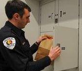Public Safety Spaces / Storage Solutions and Lockers for Public Safety, Police Departments, Sherrif's Offices, and Detention Centers