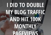 How to blog / Shows you how to start a blog from scratch