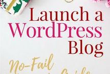 WordPress Tips / This board will show you the best WordPress tips to help you with your blog.