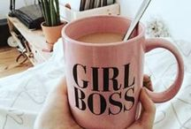 Girl boss / It's about empowerment and girl bosses ❤️