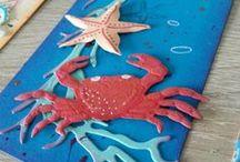 creatii pe tema marina