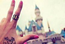 Tatuagem Disney / Tatuagem disney, disney tatoo, tatuagem pequena