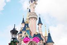 Disney pelo mundo / Disney Paris, Dinsey Tokyo, Disney Shangai, parques da disney, dicas de viagem, viagem