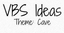 VBS - Cave theme