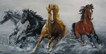 Konie sztuka