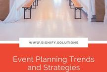 Event Marketing and Planning / Events are a regular part of business and a great way to get attention, whether you're for- or non-profit. Make the most of your marketing to make your event count. The best events are part of an overall marketing strategy from idea to execution.