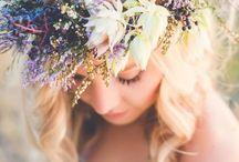 Hair Inspo  ❤️ / Bridal hair/makeup