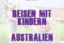 Australien - Reisen mit Kindern - dastoa / Ausflugsideen, Ausflugsziele mit Kindern in Australien. Ein Spielplatz, eine Wanderung, ein Museum, Baden, Strand, Sommer-Rodelbahn. Egal was und wo - die besten Plätze für Kinder down under!